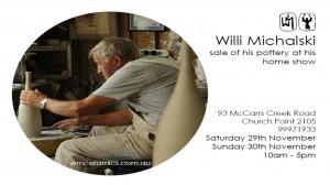 Willi Michalski ~ home show